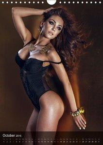 Erotica . Hot Girls & Summer Feelings (Wall Calendar 2015 DIN A4