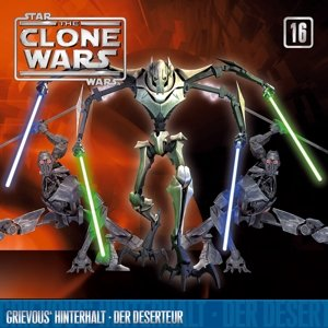 Star Wars - The Clone Wars 16: Grievous' Hinterhalt / Der Desert