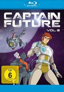 Captain Future Vol. 2 BD
