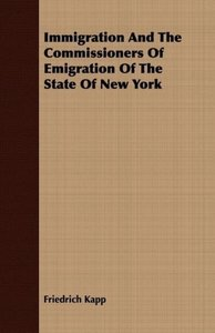 Immigration And The Commissioners Of Emigration Of The State Of