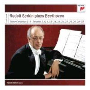 Rudolf Serkin Plays Concertos,Sonatas & Variations