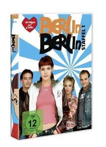Berlin, Berlin - Staffel 1 (Amaray)
