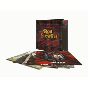 Rod Stewart (LTD 5-LP Boxset)