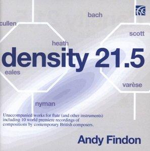 Density 21.5-Unaccompanied Work