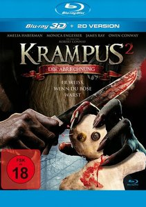 Krampus 2-Die Abrechnung 3D (Blu-ray 3D)