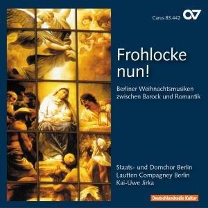 Frohlocke Nun-Berliner Weihnachtsmusik
