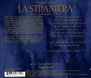 La Straniera (Vienna 1970)