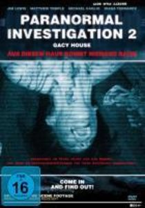 Paranormal Investigations 2 (DVD)