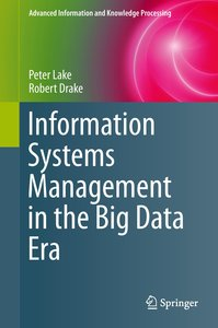 Information Systems Management in the Big Data Era