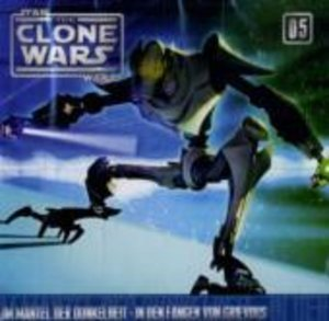 The Clone Wars 05: Mantel d. Dunkelheit / In den Fängen von Grie