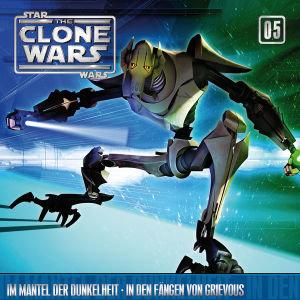 The Clone Wars 05: Mantel d. Dunkelheit / In den Fängen von Grie