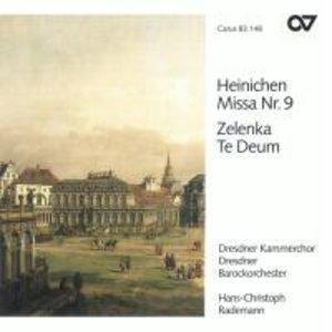 Te Deum ZWV 146/Missa 9