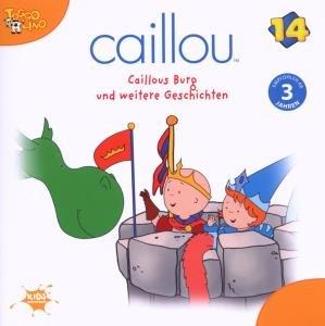 Caillou 14/Audio:Caillous Burg und weitere Gesch