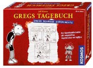Gregs Tagebuch - Gregs schräge Experimente