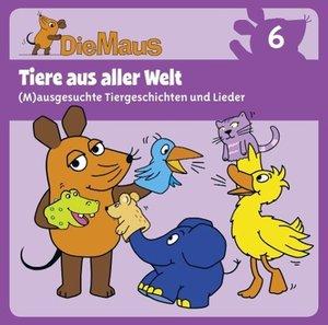 Die Sendung mit der Maus - CD6