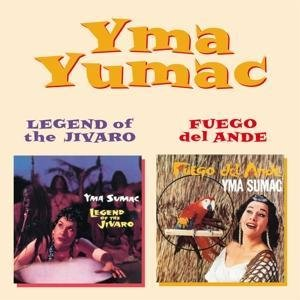 Legend Of The Jivaro+Fuego Del Ande