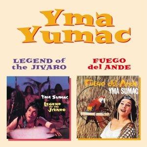Legend Of The Jivaro+Fuego Del Ande