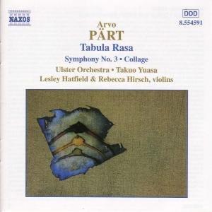 Tabula Rasa/Sinfonie 3