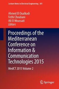 Proceedings of the Mediterranean Conference on Information & Com