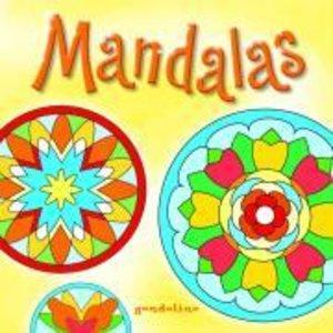 Mandalas (gelb)