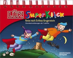 LÜK-SuperKlick. Reise nach Schloss Gregorstein. Grundschulübunge
