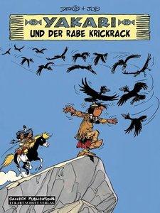 Yakari 14 und der Rabe Krickrack