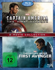 Captain America & The Return of the First Avenger