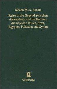 Reise in die Gegend zwischen Alexandrien und Parätonium, die lyb