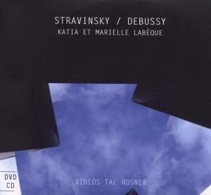 Igor Stravinski-Claude Debussy