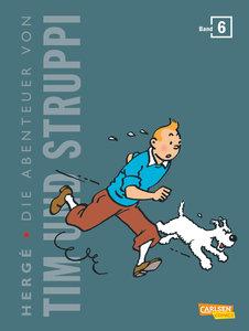 Tim und Struppi Kompaktausgabe, Band 6