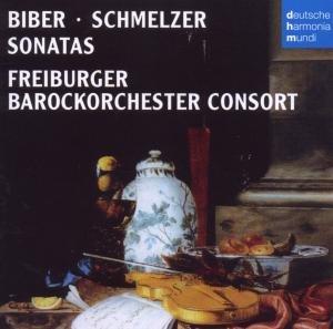 Biber,Schmelzer: Sonatas