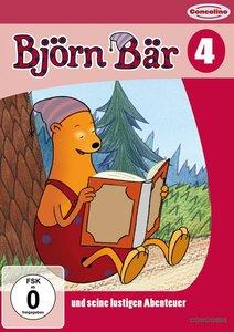 Björn und seine lustigen Abenteuer 4 (DVD)