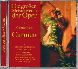 Carmen-Die großen Meisterwerke der Oper