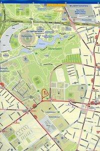 München und Bayern Travel Map 1 : 500 000 / 1 : 10 000