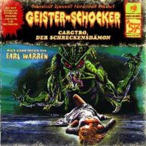 Geister-Schocker 57. Cargyro, der Schreckensdämon