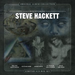 Original Album Collection: Discovering STEVE HACKE
