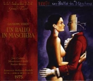 Un Ballo In Maschera (Milano 1975)