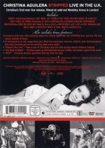 Christina Aguilera - Stripped - Live in the U.K.