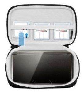 Nintendo 3DS Tasche Compact Pouch (schwarz)