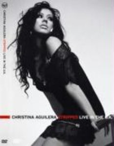 Christina Aguilera - Stripped - Live in the U.K.