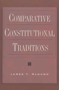 Comparative Constitutional Traditions