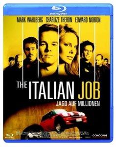 The Italian Job-Jagd auf Millionen (Blu-ray)