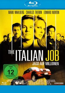 The Italian Job-Jagd auf Millionen (Blu-ray)