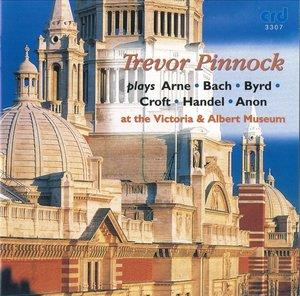 Trevor Pinnock At The Victoria & Albert Museum