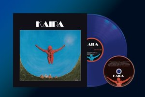 Kaipa (Limited Edition blue Vinyl+CD)