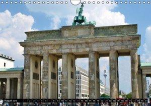 BERLIN - Highlights (CH - Version) (Wandkalender 2016 DIN A4 que