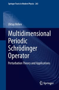 Multidimensional Periodic Schrödinger Operator