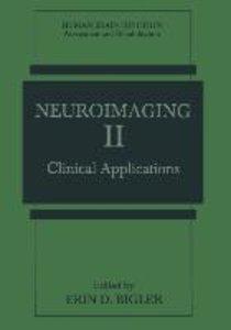 Neuroimaging II