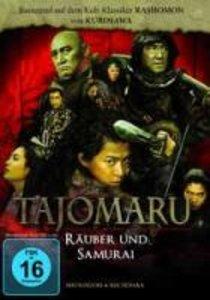 Tajomaru-Räuber und Samurai