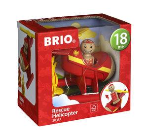 BRIO 30337000 Feuerwehrhelikopter